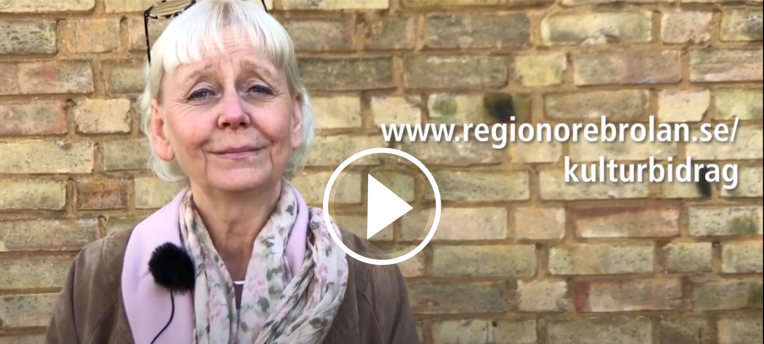 Klicka på bilden för att se filmklippet om stödåtgärder till kulturliv och civilsamhälle