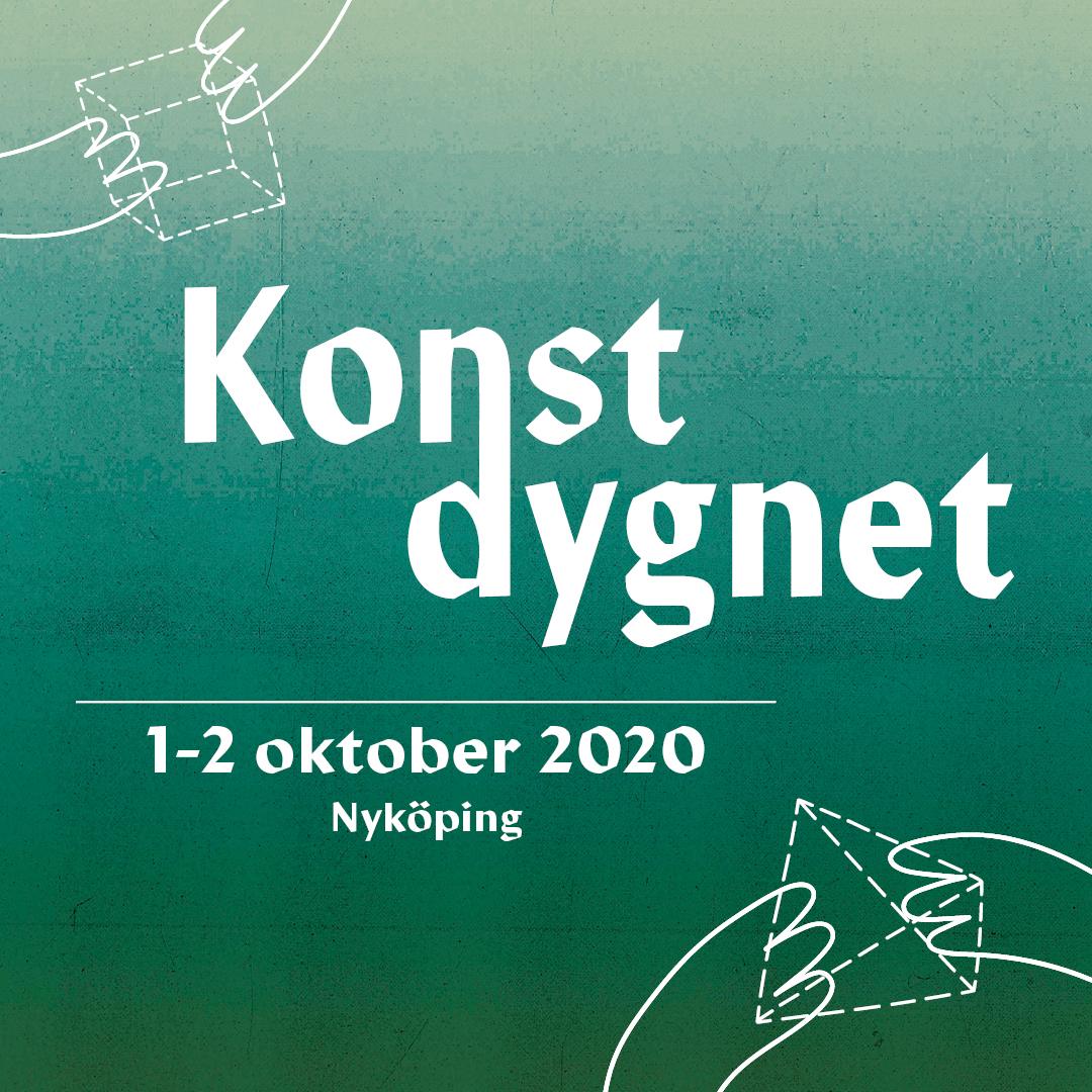 Konstdygnet 1-2 oktober 2020 Nyköping