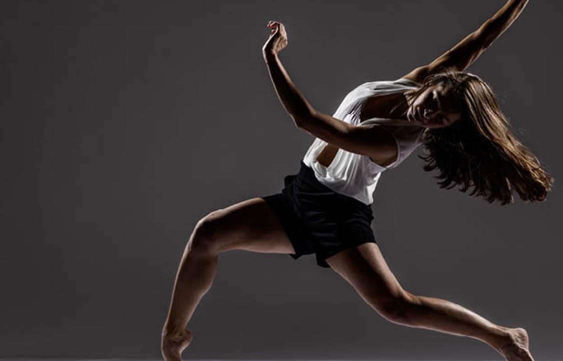 Ansats: ett projekt för att stärka dansen. Foto: Håkan Larsson