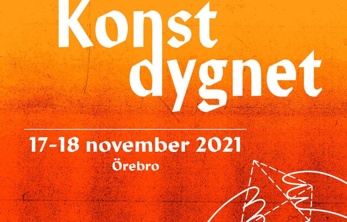 Konstdygnet 17-18 november 2021 Örebro