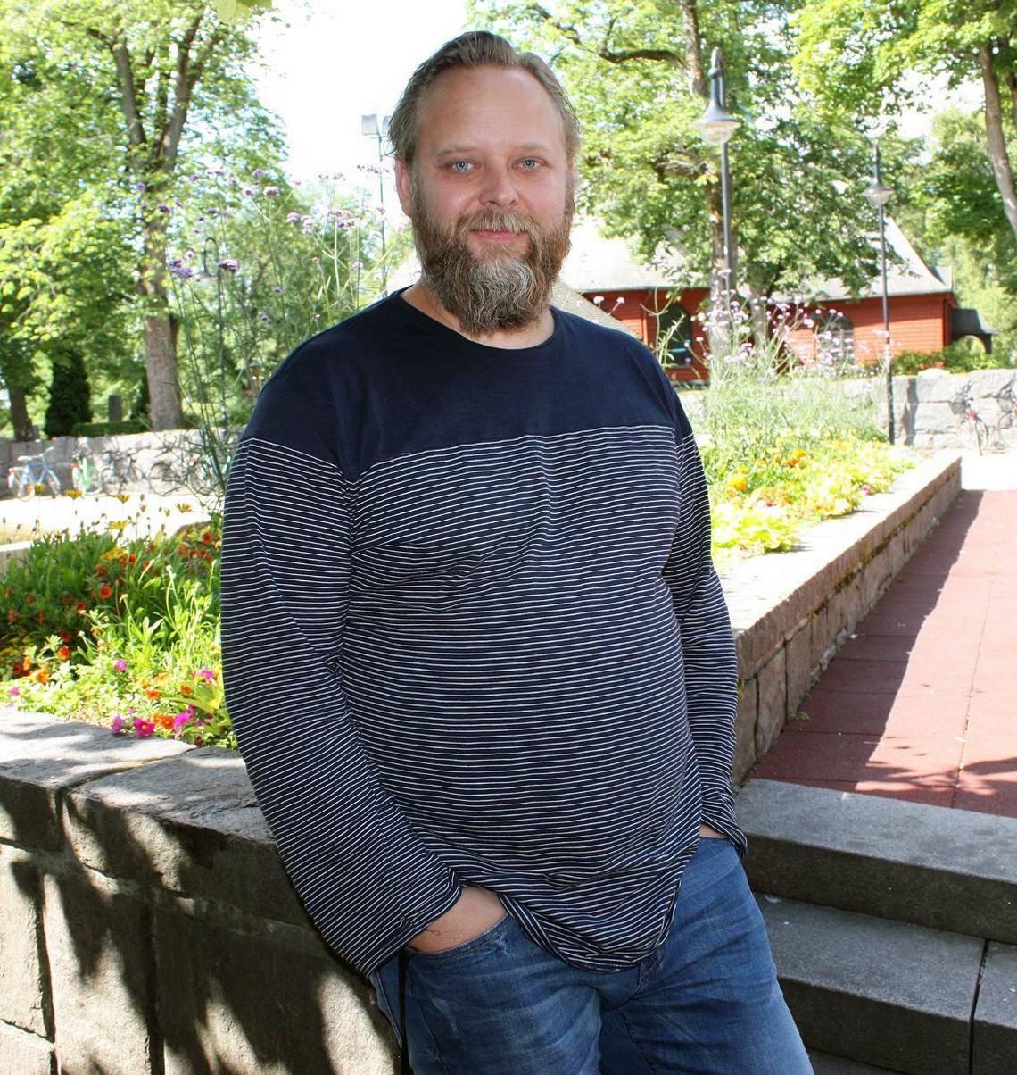 Emil Lundkvist. Foto Lena Edlund
