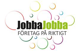 JobbaJobba logotyp