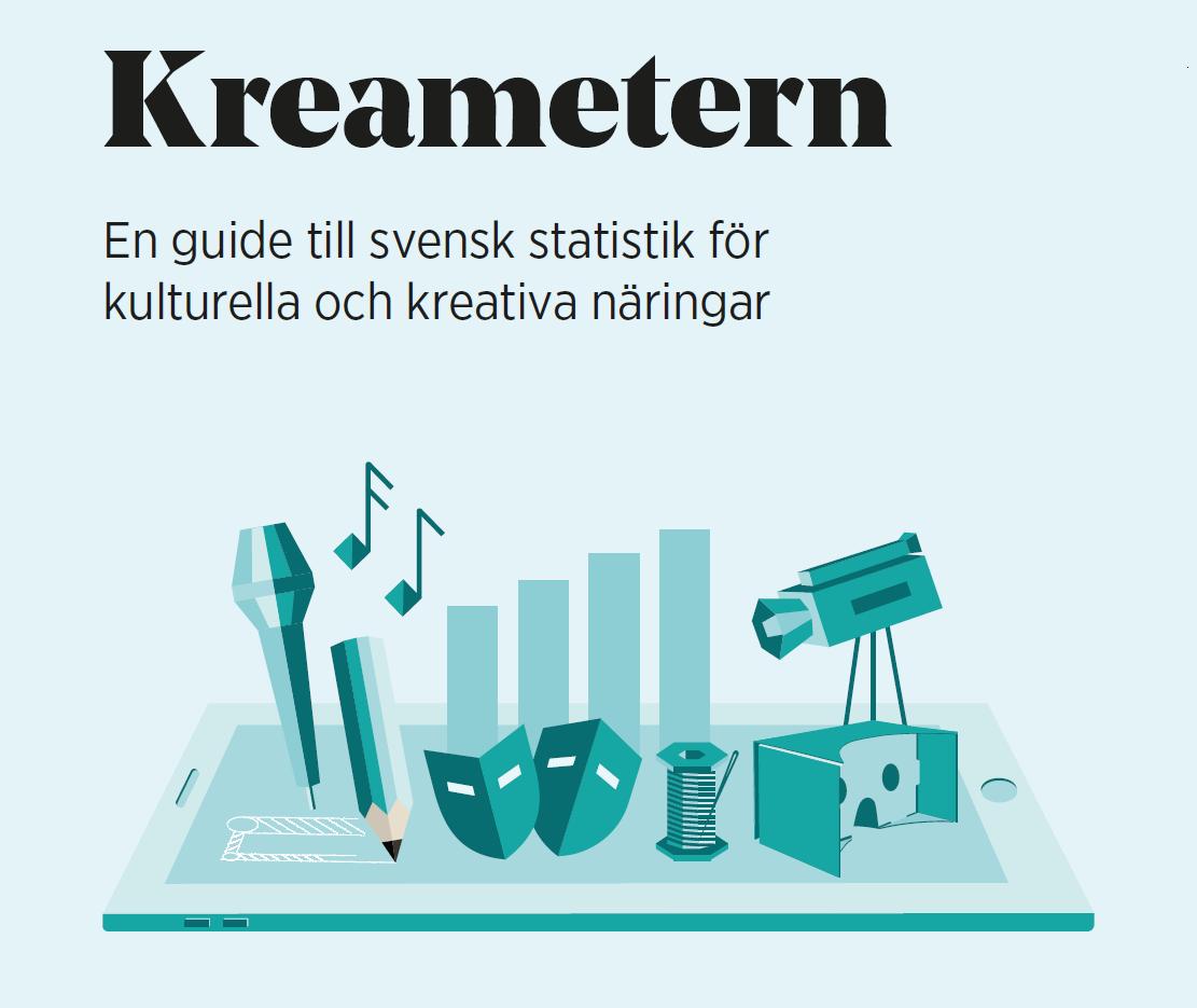 Rapport Kreametern Tillväxtverket