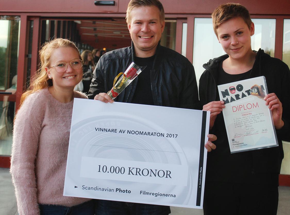 Vinnare Noomaraton 2017