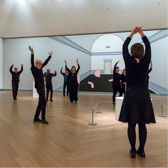Dans med Parkinsonsjuka