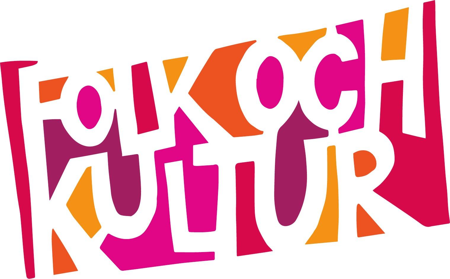 Logga Folk och kultur