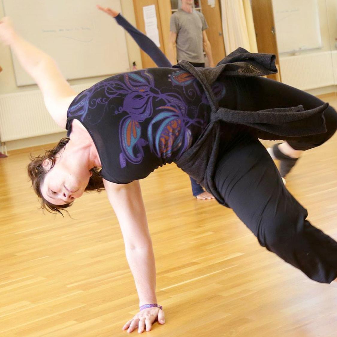 Kävesta dansdagar