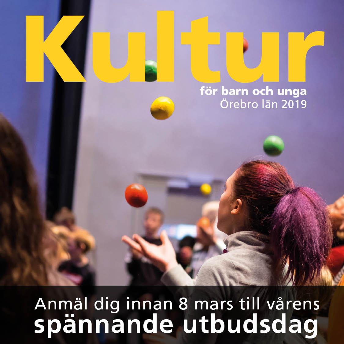 Kulturutbudsdag 2019