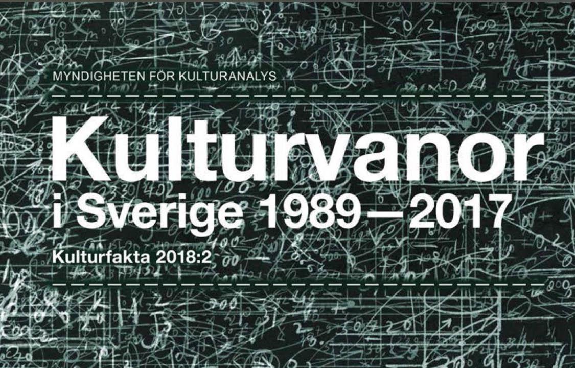 Rapporten Kulturvanor