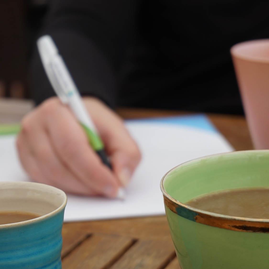 Kaffekoppar dialogmöte